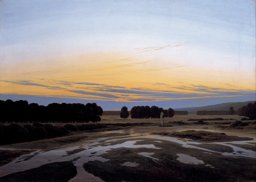 Caspar_David_Friedrich_-_The_Grosse_Gehege_near_Dresden_-_Google_Art_Project